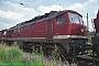 """LTS 0831 - DB AG """"232 571-0"""" 13.07.1996 - Erfurt, BetriebswerkNorbert Schmitz"""