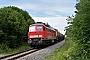 "LTS 0831 - DB Cargo ""232 571-0"" 11.07.2017 - Dürnberg (Oberbay)Stephan Möckel"