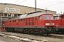 "LTS 0832 - DB Schenker ""233 572-7"" 29.02.2004 - Seddin, BahnbetriebswerkDaniel Berg"