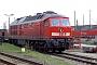 """LTS 0835 - Railion """"232 575-1"""" 12.04.2004 - Dresden-Friedrichstadt, BahnbetriebswerkTorsten Frahn"""