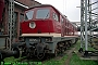 "LTS 0835 - DB AG ""232 575-1"" 12.10.1995 - Halle (Saale), Betriebswerk GNorbert Schmitz"