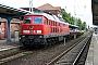 """LTS 0835 - Railion """"232 575-1"""" 16.08.2007 - Waren (Müritz)Michael Uhren"""