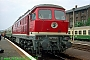 """LTS 0836 - DR """"132 576-0"""" 20.07.1991 - Eisenach, BahnhofNorbert Schmitz"""