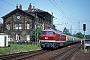 """LTS 0838 - DR """"234 578-3"""" 21.05.1992 - HelmstedtG. Kammann (Archiv Werner Brutzer)"""
