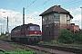 """LTS 0839 - DB AG """"232 579-3"""" 24.05.1997 - Magdeburg-Rothensee, BetriebswerkNorbert Schmitz"""