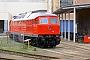 """LTS 0868 - Railion """"232 587-6"""" 08.09.2006 - Cottbus, AusbesserungswerkTorsten Frahn"""