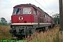 "LTS 0868 - DR ""132 587-7"" 19.09.1991 - Altenburg, BetriebswerkNorbert Schmitz"