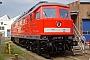 """LTS 0868 - Railion """"232 587-6"""" 16.09.2006 - Cottbus, AusbesserungswerkThomas Wohlfarth"""