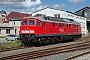 "LTS 0868 - DB Cargo ""232 587-6"" 03.07.2016 - NordhausenFalk Hoffmann"