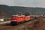 """LTS 0868 - DB Cargo """"232 587-6"""" 11.03.2016 - Königstein Manuel Kretzschmar"""