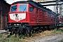 """LTS 0869 - DB AG """"232 588-4"""" 16.08.1997 - Stralsund, BetriebswerkErnst Lauer"""
