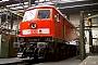 """LTS 0869 - Railion """"233 588-3"""" 07.04.2005 - Dresden-Friedrichstadt, BetriebswerkTorsten Frahn"""