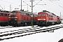 "LTS 0869 - DB Schenker ""233 588-3"" 30.01.2011 - München-NordStephan Möckel"
