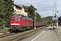 """LTS 0870 - DB Schenker """"232 589-2"""" 03.09.2010 - Neukirchen (b. Sulzbach-Rosenberg), BahnhofMichael Hafenrichter"""