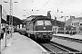 "LTS 0870 - DR ""132 589-3"" 28.05.1984 - Halle (Saale), HauptbahnhofHans-Peter Waack"