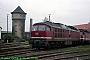 """LTS 0870 - DB AG """"232 589-2"""" 13.10.1995 - Nordhausen, BetriebswerkNorbert Schmitz"""
