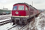 """LTS 0870 - DB AG """"232 589-2"""" 15.12.1996 - Saalfeld (Saale)Heiko Müller"""