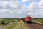 """LTS 0870 - DB Schenker """"232 589-2"""" 29.07.2015 - Soholmer Au (bei Bargum)Peter Wegner"""