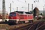 """LTS 0873 - DB Cargo """"232 592-6"""" 26.08.1999 - Halle (Saale), HauptbahnhofThomas Zimmermann"""