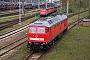 "LTS 0874 - Railion ""232 593-4"" 25.04.2008 - Seddin, BahnbetriebswerkIngo Wlodasch"