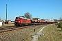 """LTS 0874 - Railion """"232 593-4"""" 14.04.2007 - Schönberg (Sachsen)Torsten Barth"""