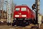 """LTS 0877 - DB Cargo """"233 596-6"""" 27.02.2003 - Hoyerswerda, BetriebswerkTobias Kußmann"""
