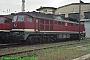 "LTS 0879 - DB AG ""232 598-3"" 21.09.1997 - Wittenberge, BetriebswerkNorbert Schmitz"