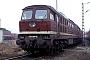 """LTS 0087 - DR """"130 065-6"""" 10.03.1991 - Seddin, BahnbetriebswerkWerner Brutzer"""