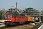 "LTS 0882 - Railion ""232 601-5"" 01.04.2007 - Lübeck, HauptbahnhofTomke Scheel"