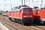 """LTS 0882 - DB Schenker """"232 601-5"""" 10.07.2010 - AngermündeMaik Gentzmer"""