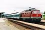"""LTS 0882 - DB AG """"232 601-5"""" 21.05.1997 - Plauen (Vogtland), oberer BahnhofArchiv Remo Hardegger"""