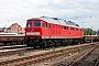 """LTS 0882 - Railion """"232 601-5"""" 17.07.2008 - Waren (Müritz)Michael Uhren"""