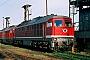 "LTS 0882 - DB Cargo ""232 601-5"" __.10.1999 - Hoyerswerda, BetriebswerkSylvio Scholz"