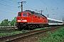 """LTS 0887 - DB Regio """"234 606-2"""" 01.05.2000 - DresdenWerner Brutzer"""