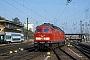 """LTS 0887 - DB Regio """"234 606-2"""" 29.04.2000 - Dresden, HauptbahnhofD. Schröder (Archiv Werner Brutzer)"""
