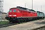 """LTS 0889 - DB Regio """"234 608-8"""" 21.08.2001 - Görlitz, BetriebswerkKlaus Hentschel"""