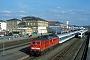 """LTS 0889 - DB Regio """"234 608-8"""" 31.03.2001 - Hof, HauptbahnhofM. Lohneisen (Archiv Werner Brutzer)"""
