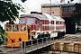 """LTS 0890 - DB Cargo """"232 609-8"""" 30.08.2000 - Cottbus, AusbesserungswerkThomas Zimmermann"""
