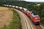 """LTS 0890 - DB Schenker """"232 609-8"""" 04.09.2010 - Herlasgrün MSV"""