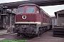 """LTS 0890 - DB AG """"232 609-8"""" 26.04.1997 - Reichenbach (Vogtland), BetriebswerkNorbert Schmitz"""