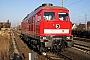 "LTS 0890 - DB Schenker ""232 609-8"" 13.02.2015 - Seddin, Betriebswerkbr232.com Archiv"