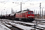 "LTS 0890 - DB Schenker ""232 609-8"" 30.01.2010 - Röblingen am SeeRudi Lautenbach"