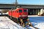 "LTS 0890 - DB Schenker ""232 609-8"" 20.01.2016 - Regensburg, Güterbahnhof OstPaul Tabbert"