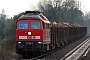 "LTS 0893 - Railion ""232 612-2"" 18.11.2005 - Weingarten/Berg SRS"