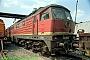 "LTS 0893 - DR ""232 612-2"" 31.05.1992 - Eisenach, BetriebswerkNorbert Schmitz"