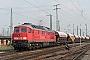 """LTS 0894 - Railion """"232 613-0"""" 15.04.2005 - Halle (Saale), GüterbahnhofDirk Einsiedel"""