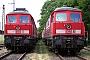 """LTS 0895 - Railion """"232 614-8"""" 07.06.2008 - CottbusSven Hohlfeld"""