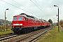 "LTS 0895 - Railion ""232 614-8"" 28.10.2008 - Oberrothenbach