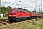 """LTS 0895 - Railion """"232 614-8"""" 27.06.2006 - NeubrandenburgMichael Uhren"""