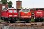 """LTS 0903 - Railion """"233 622-0"""" 12.07.2008 - Cottbus, AusbesserungswerkSven Hohlfeld"""
